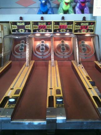 Skeeball, Skee ball, Seabreeze Arcade