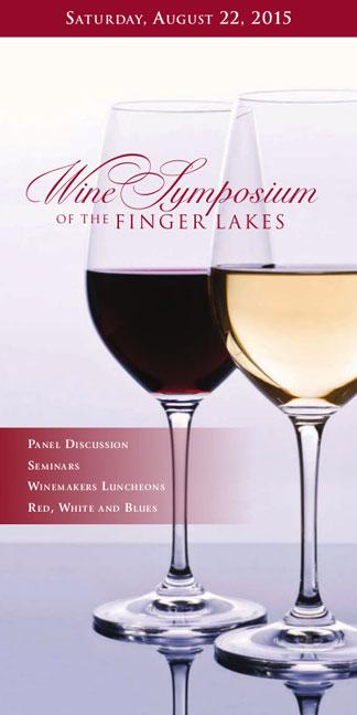 Business Communication: Wine Symposium of the Finger Lakes (2015)