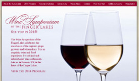 Wine Symposium of the Finger Lakes