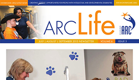 Newsletter for Ontario ARC