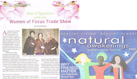 The Women of Focus Trade Show