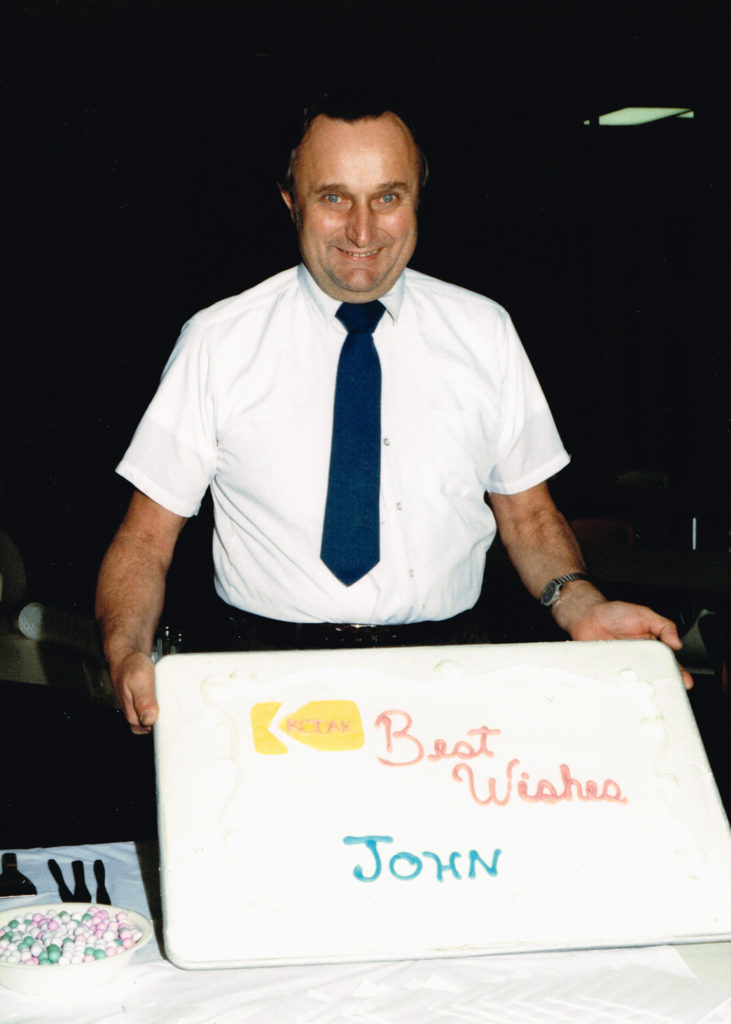 Literary Journalism: John Figur's Life (2014)