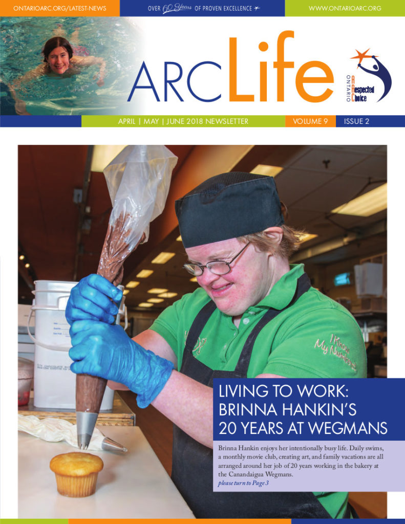 Business Communication: ARC Life newsletter (2018)