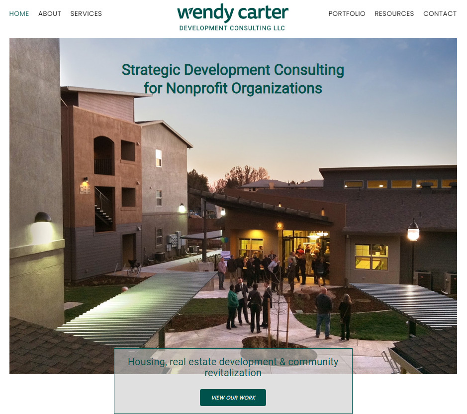 Wendy Carter Development Consulting