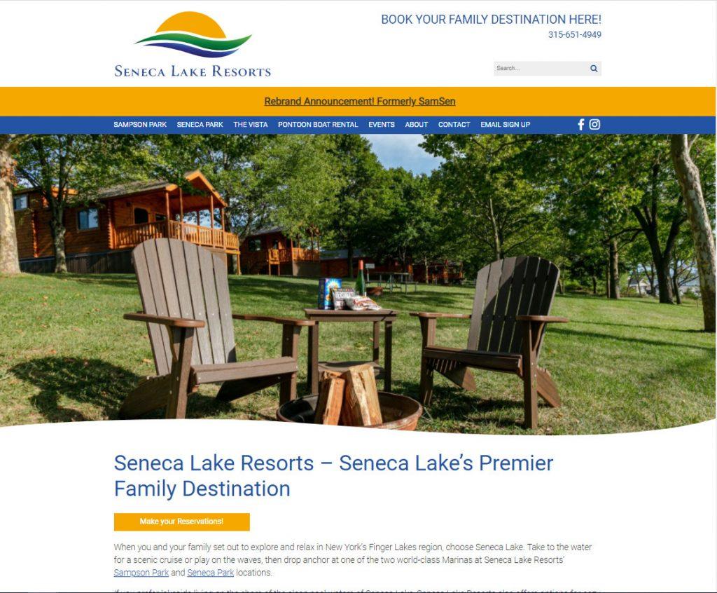 Seneca Lake Resorts